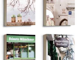 München im Quadrat