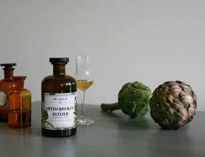 Artischocken-Elixir by Dr. Jaglas